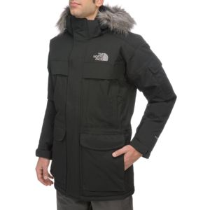 Parka homme the north face mcmurdo