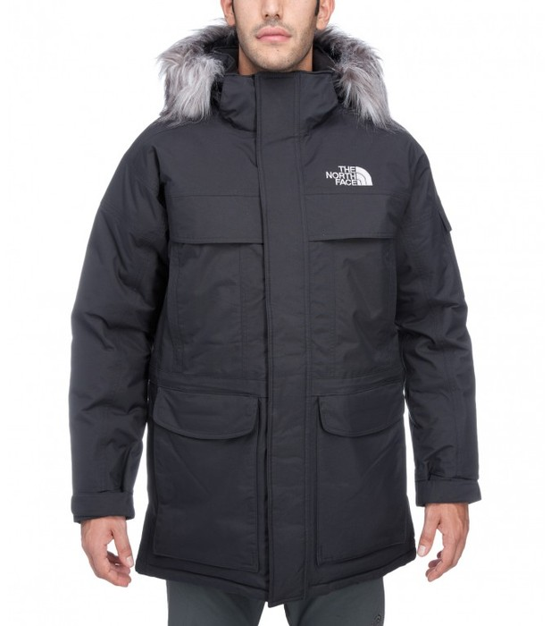 Parka the north face homme mcmurdo