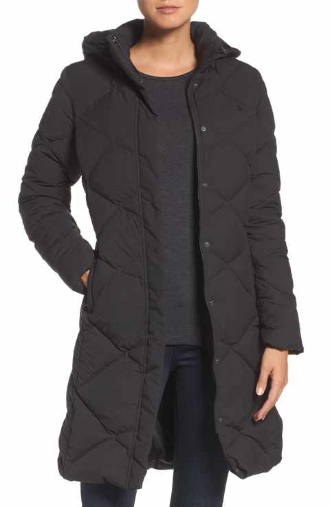 Parka the north face homme noir