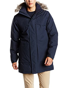The north face mcmurdo parka homme graphite grey