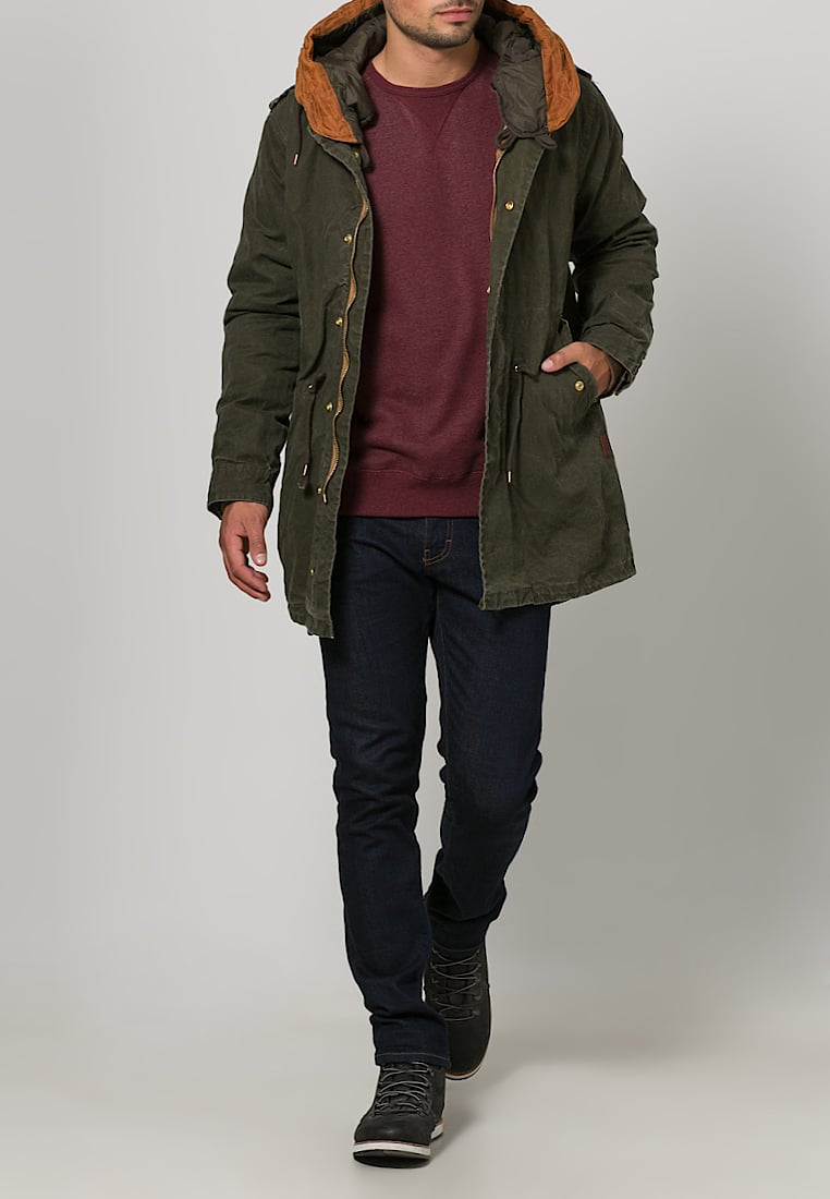 Parka scotch and soda homme pas cher