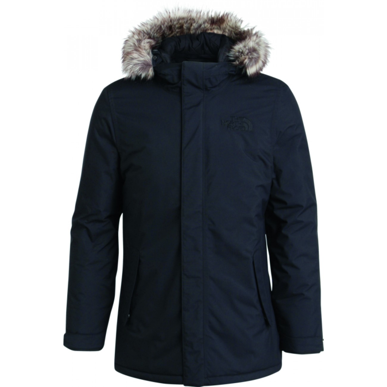 Parka north face homme go sport