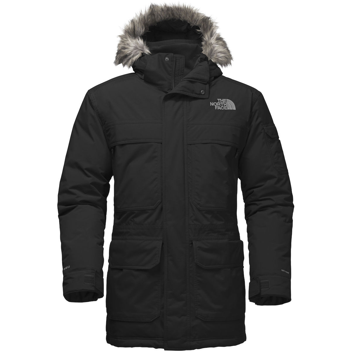 The north face mcmurdo parka homme tnf