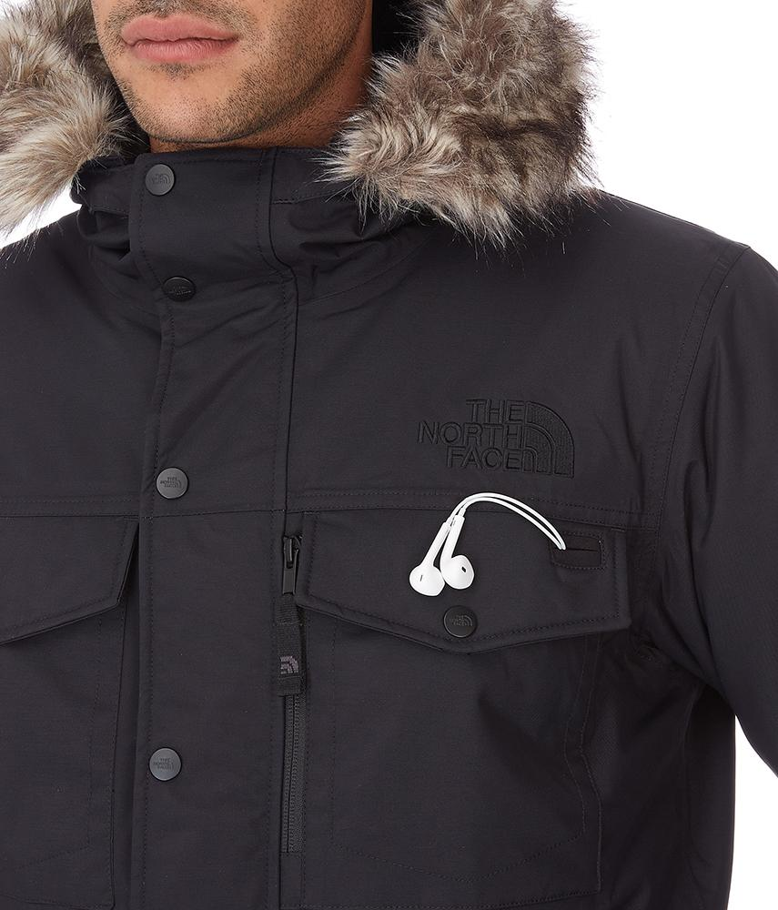 Parka homme the north face gotham
