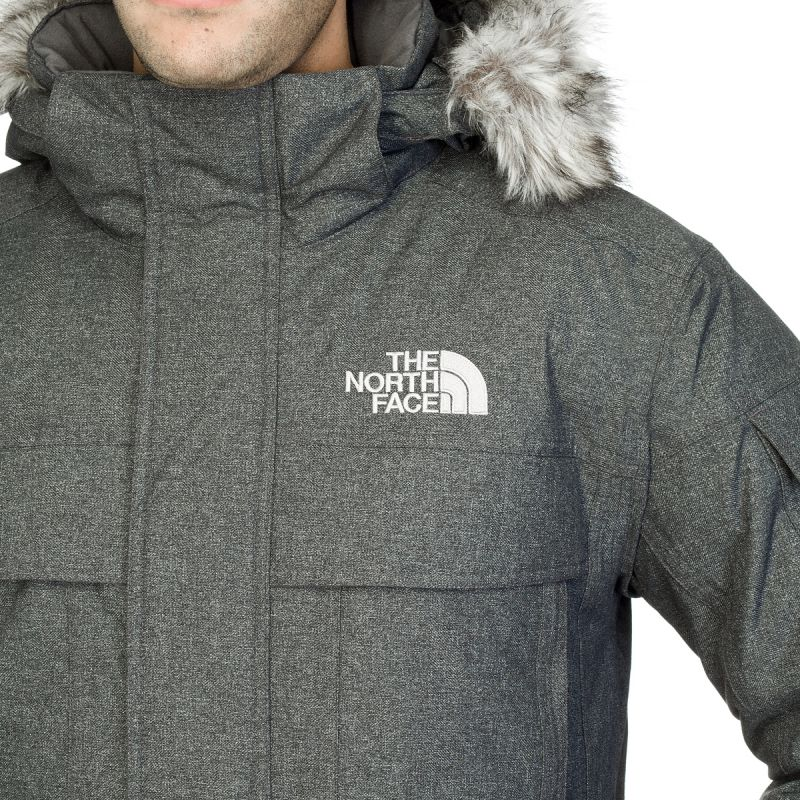 Parka homme hiver north face
