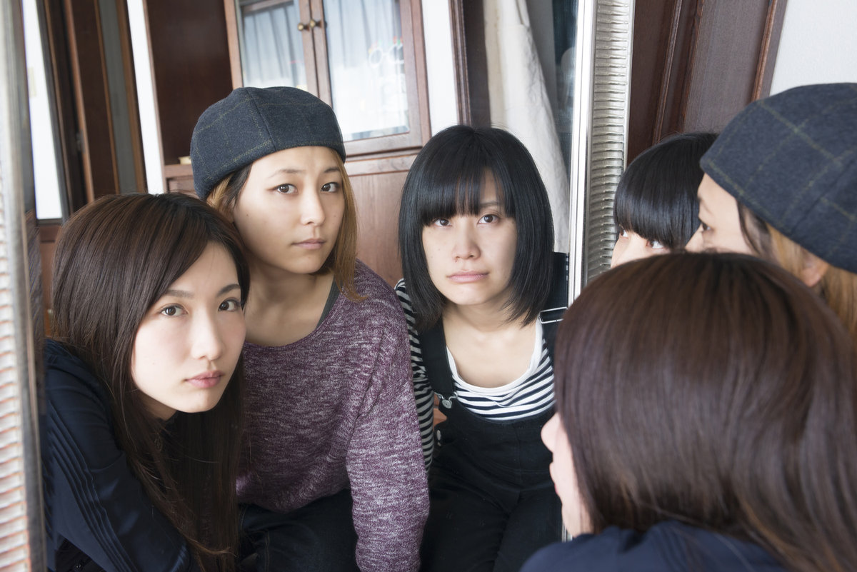 Tricot band tour