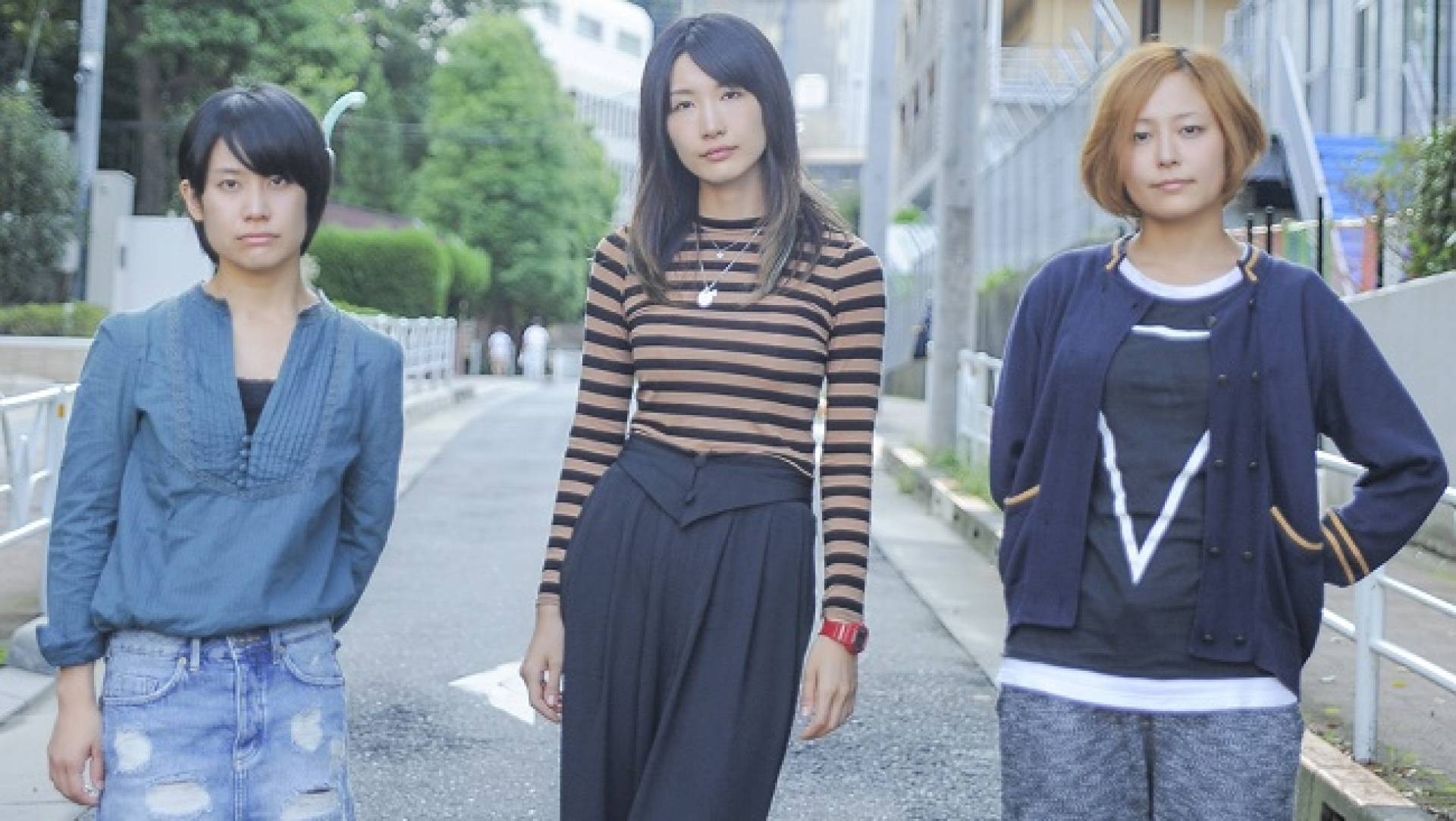Tricot the band apart