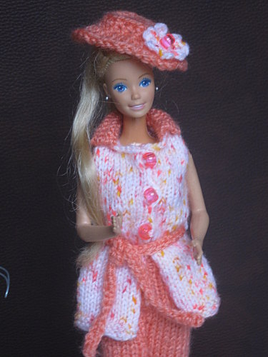 Blog tricot barbie