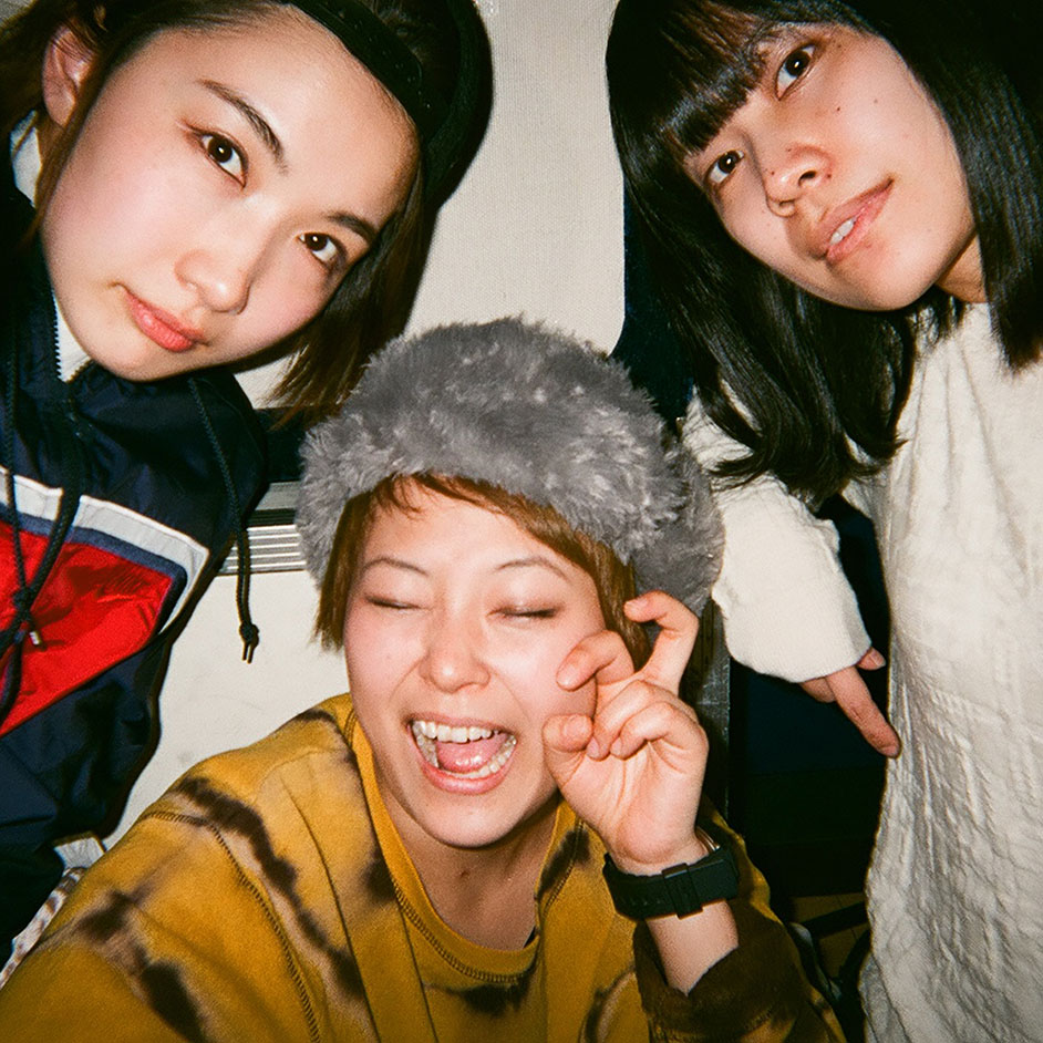 Tricot band music video